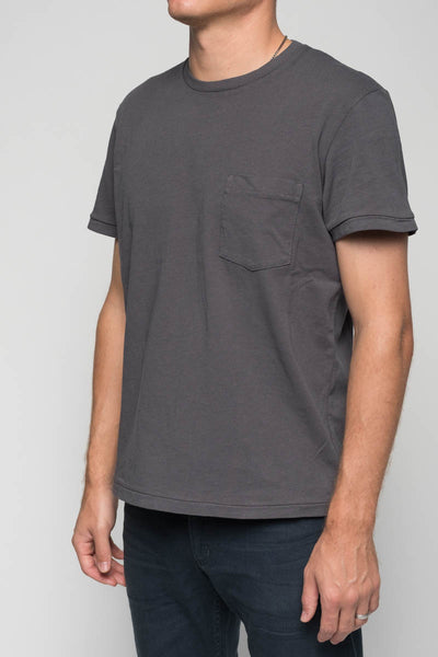 Jones T-Shirt in Charcoal