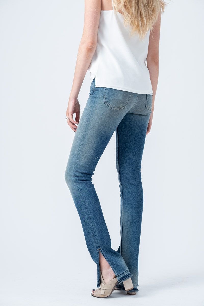 High Split Jean in Doheny