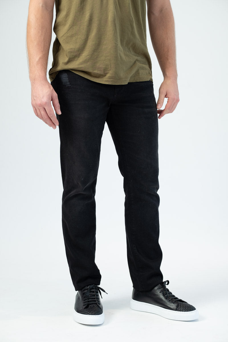 L'Homme Slim Released Hem in Smokestack