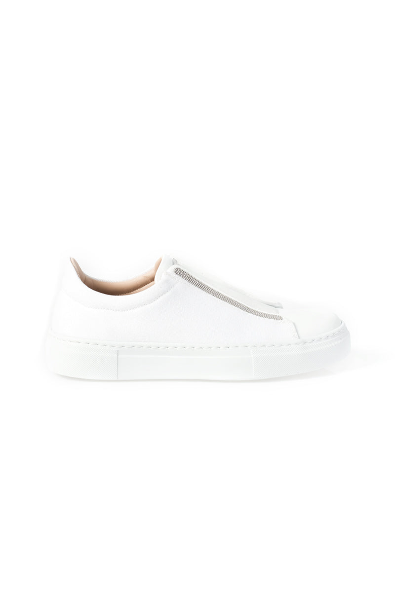 Virginia Sneaker in White