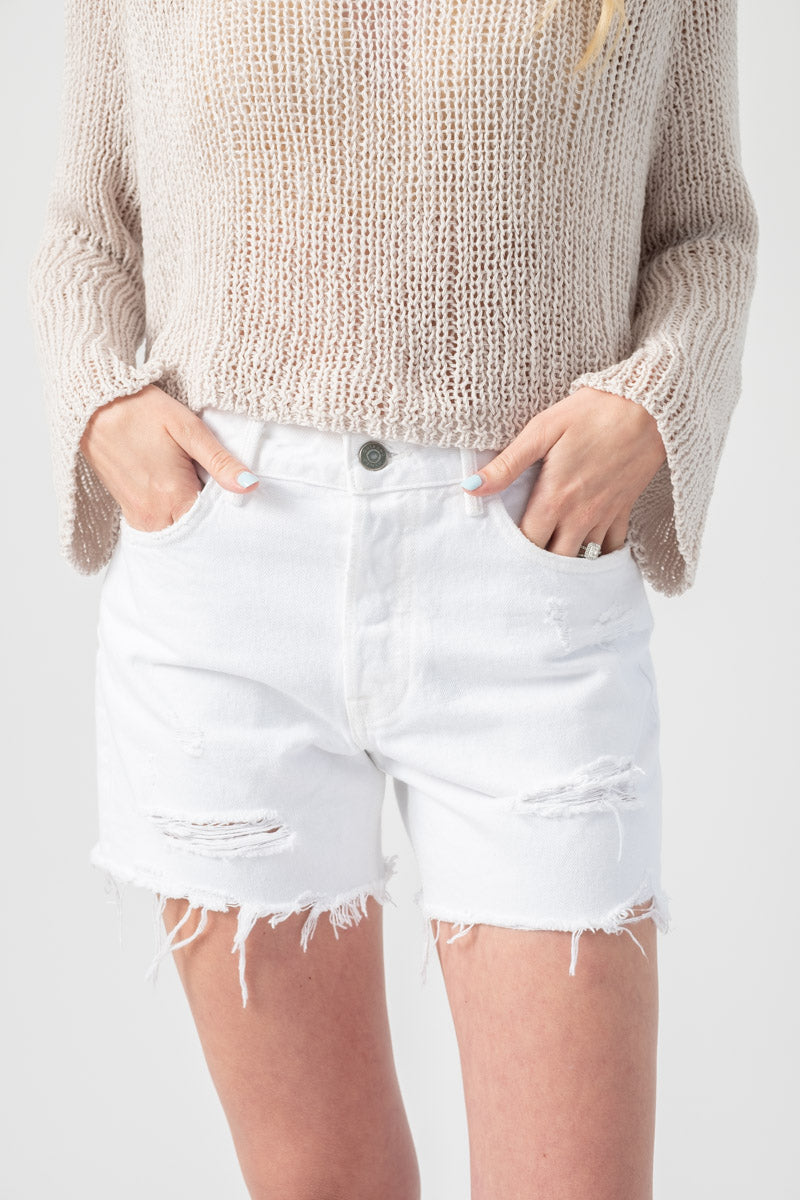 Jourdan Shorts in Matchbox