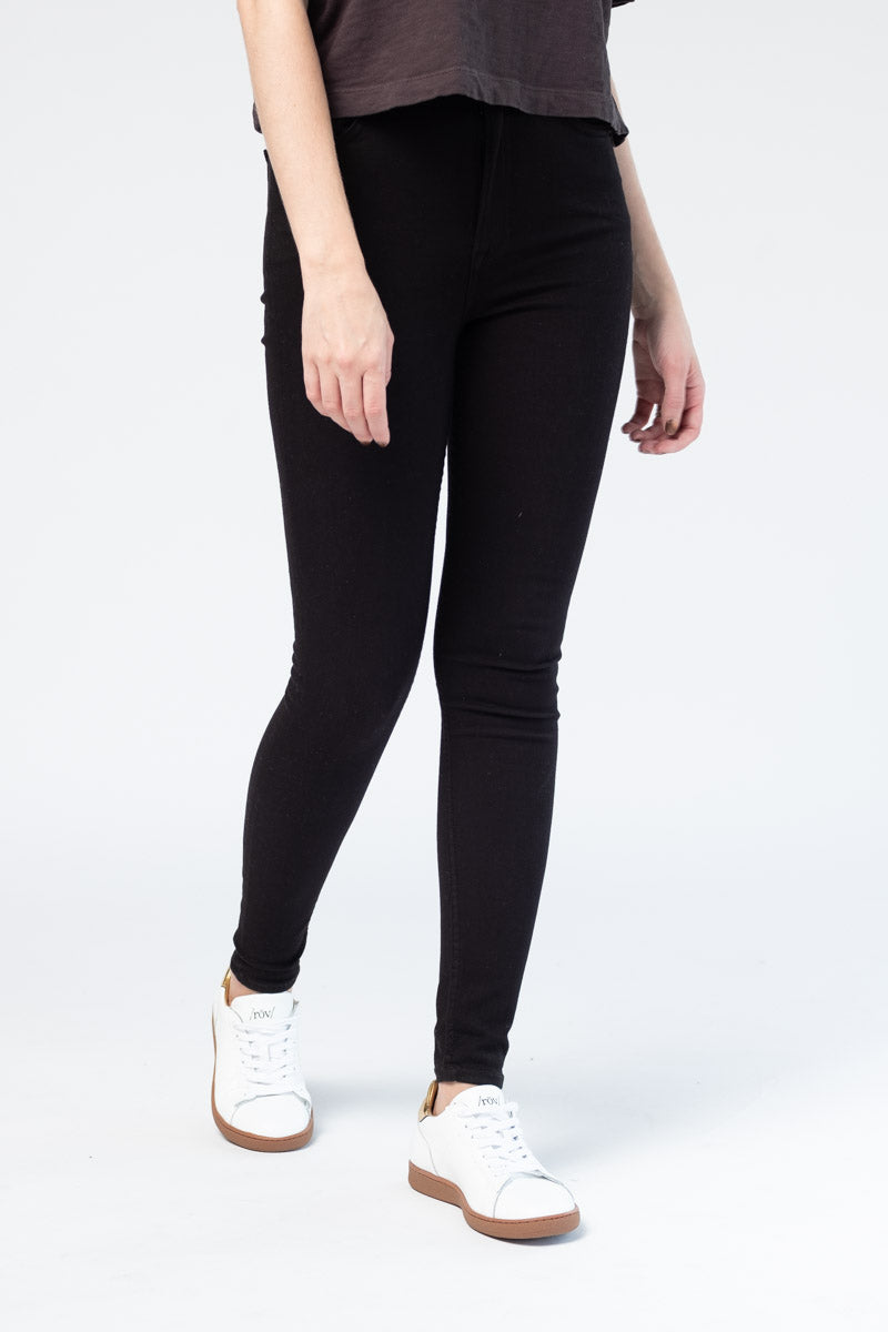 Kendall Super Stretch Skinny in Black Magic Woman