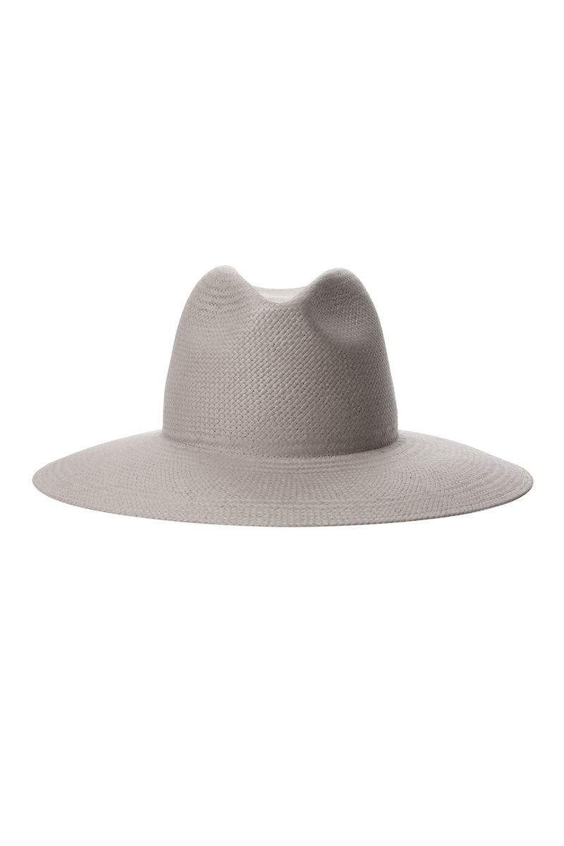Jean Fedora Hat in Grey