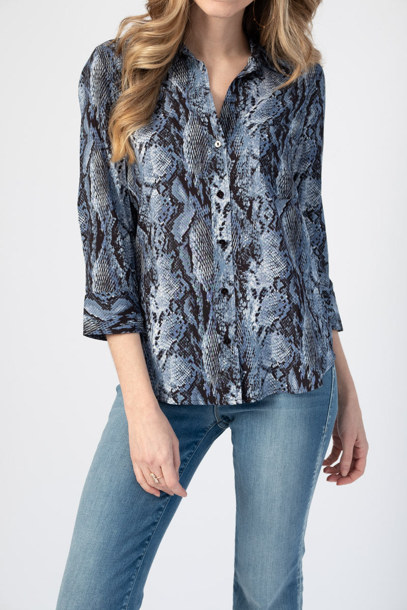 Ryan Blouse in Myst Salvadora