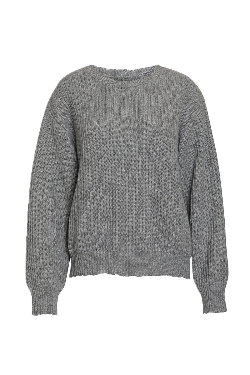 Emma Sweater in Cement