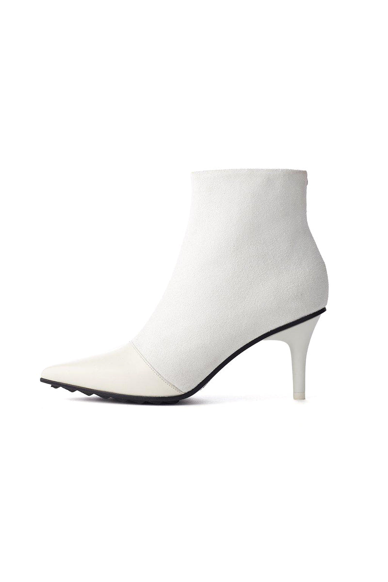Beha Moto Boots in White