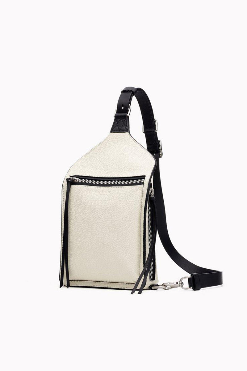 Elliott Sling Pack in Antique White