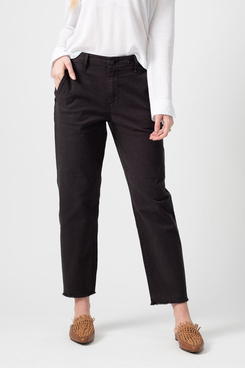 Buckley Chino in Black