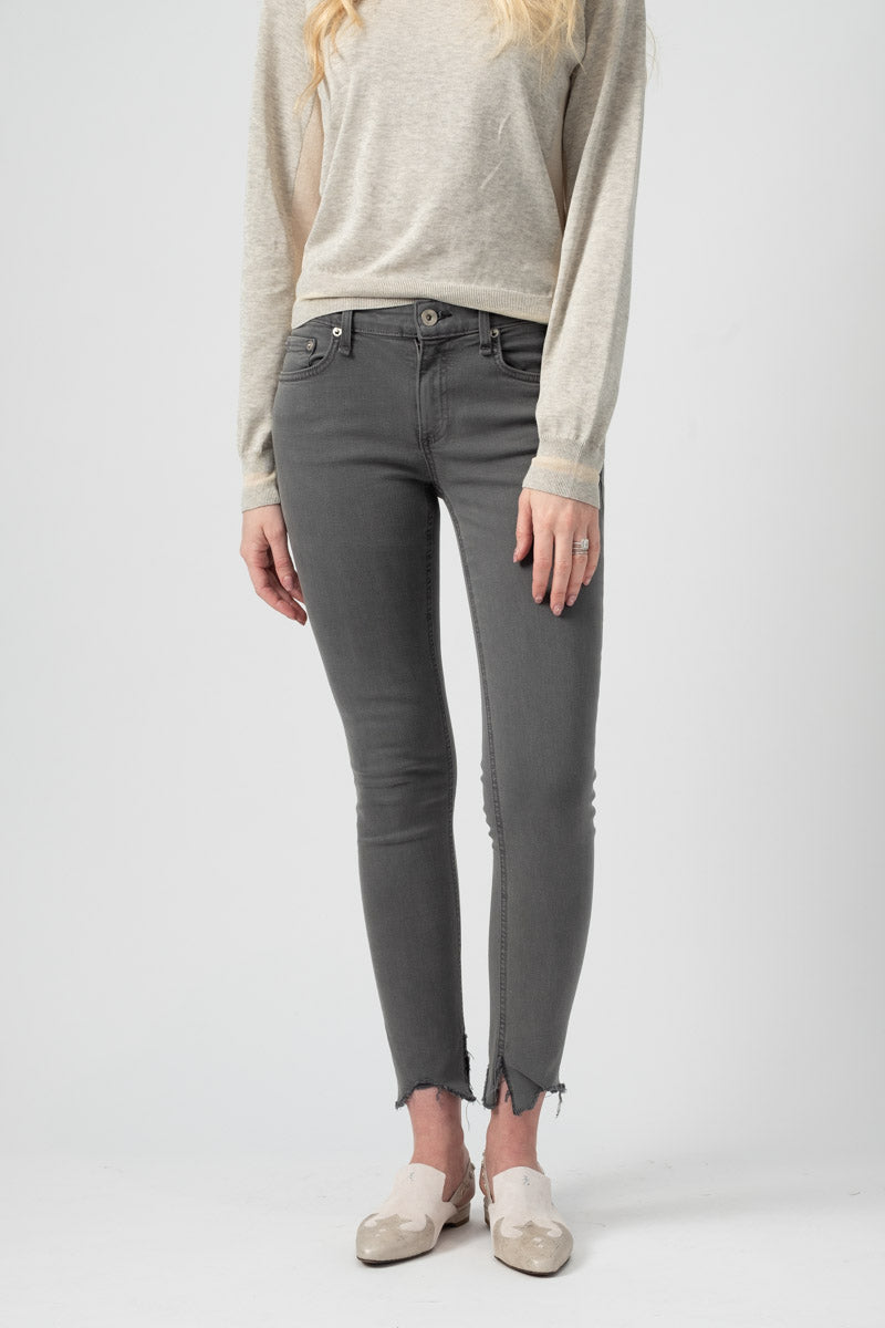 Cate Mid-Rise Ankle Skinny in Alma
