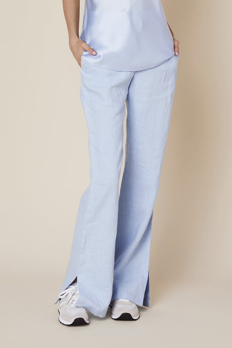 Charlee Pant in Azure
