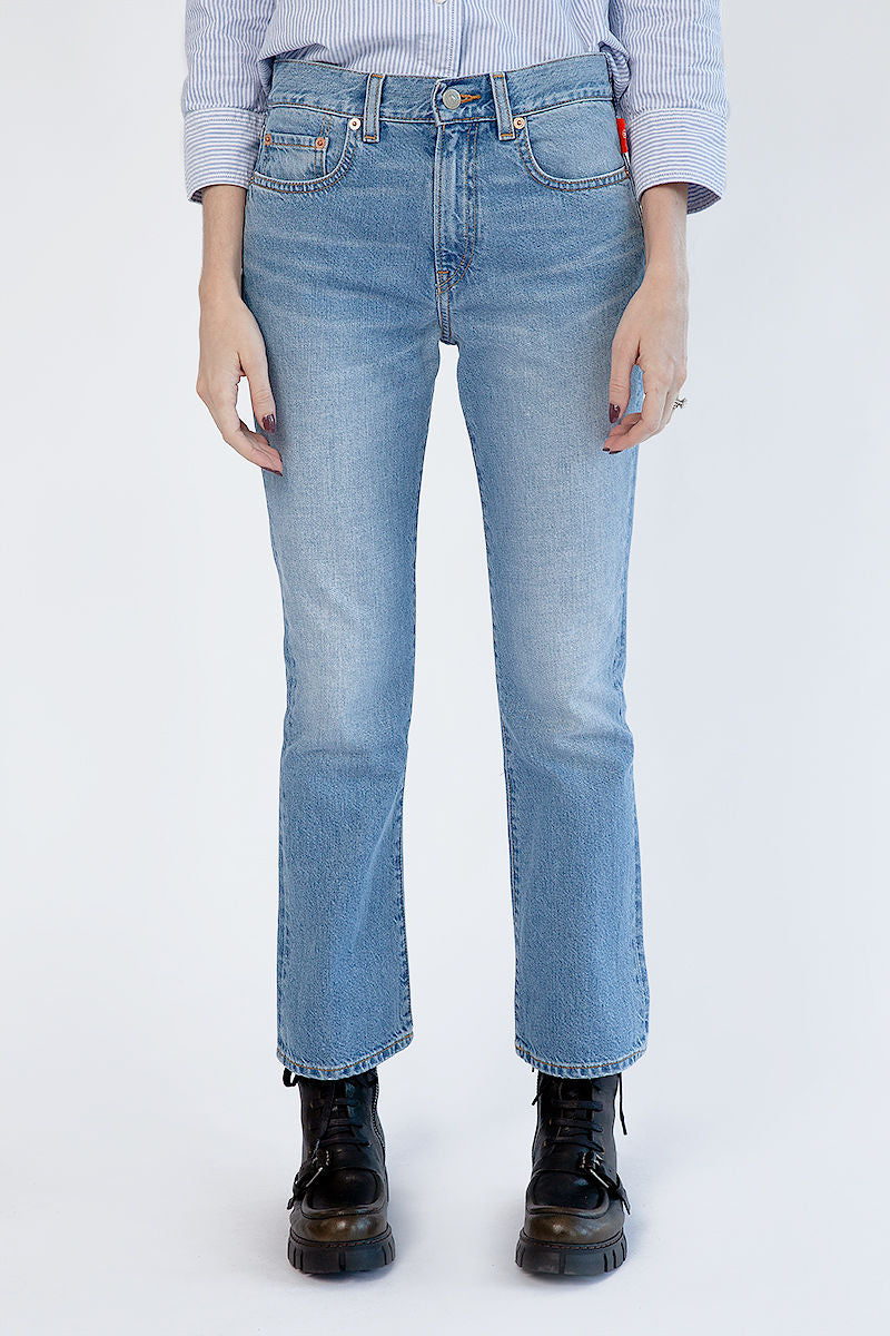 Tracer Kick Jeans in Mote