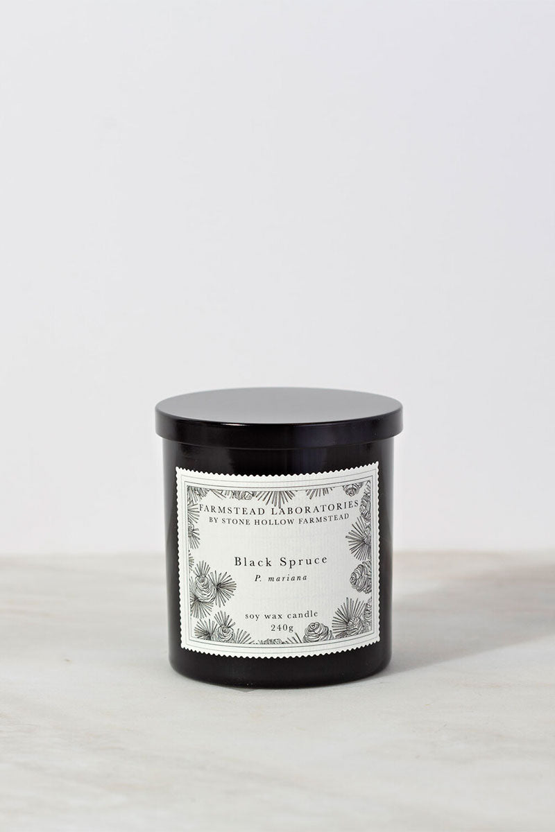 Black Spruce Candle