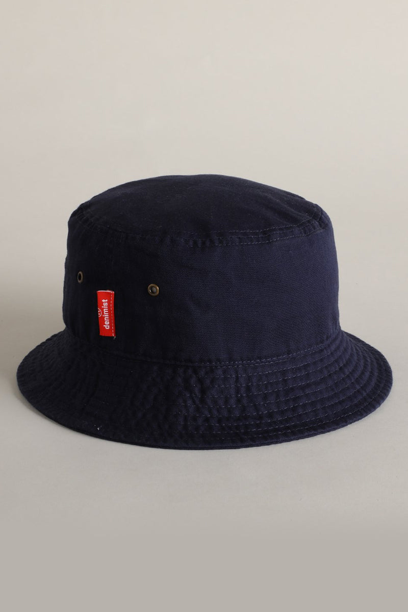 Bucket Hat in Navy