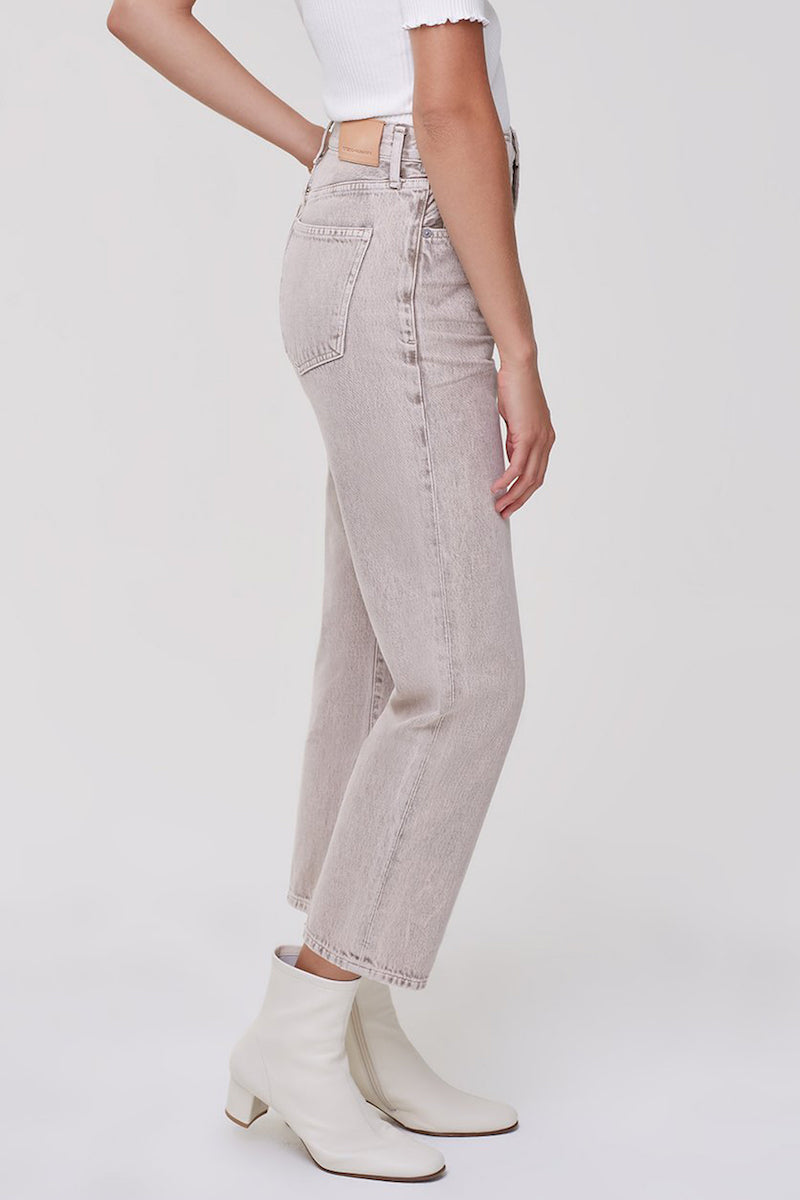 Marlee Relaxed Taper Jean in Pony Tail