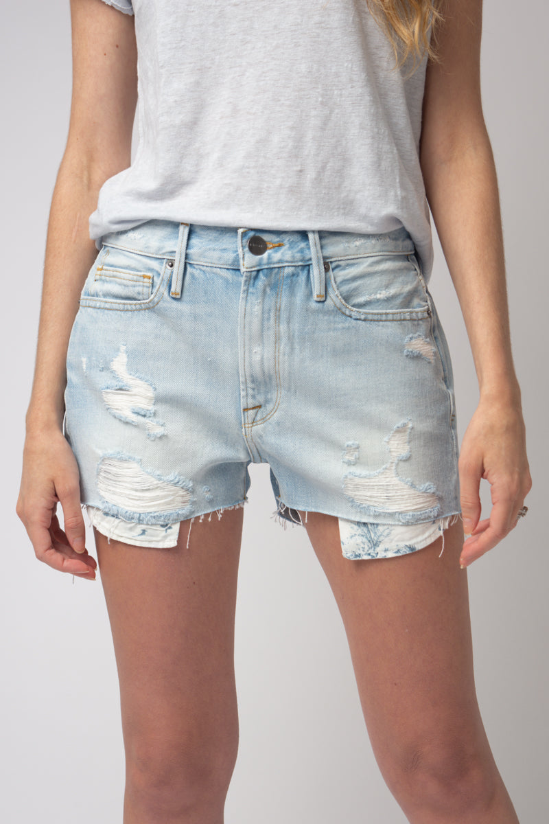 Le Beau Short in Canter Cut