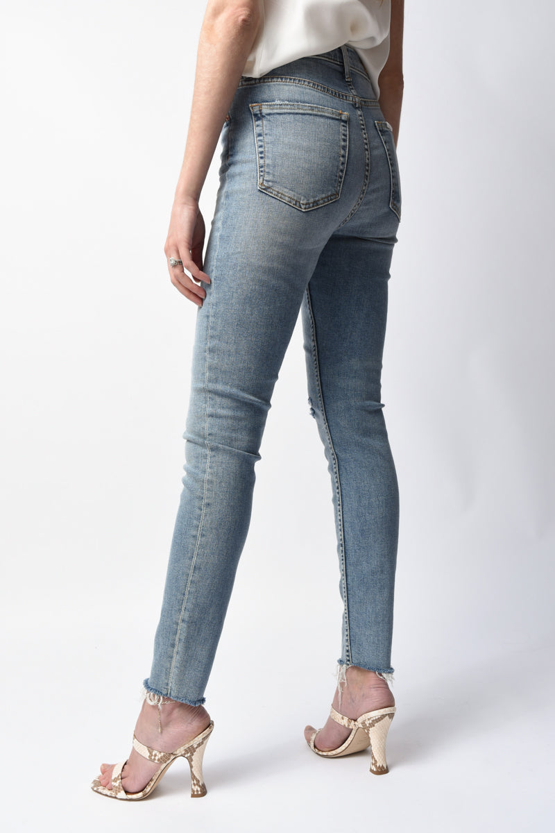 Kendall Skinny Jeans in Say You Will Blue