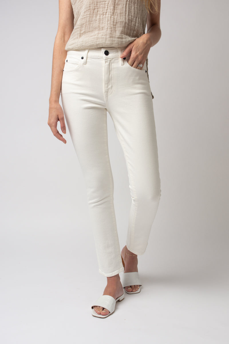 Lou Lou Jeans in White
