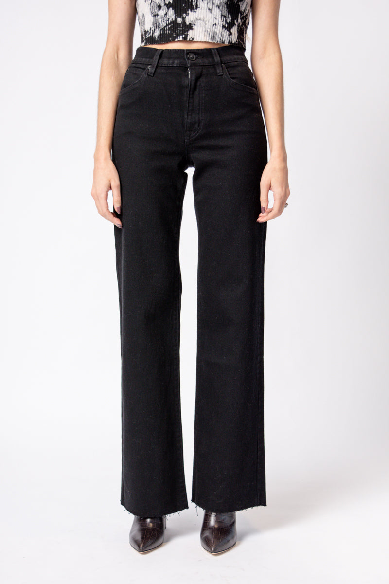 Grace Jeans in Jet Black