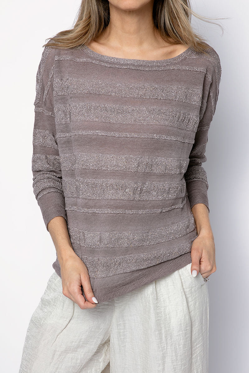 Sweater in Lavender