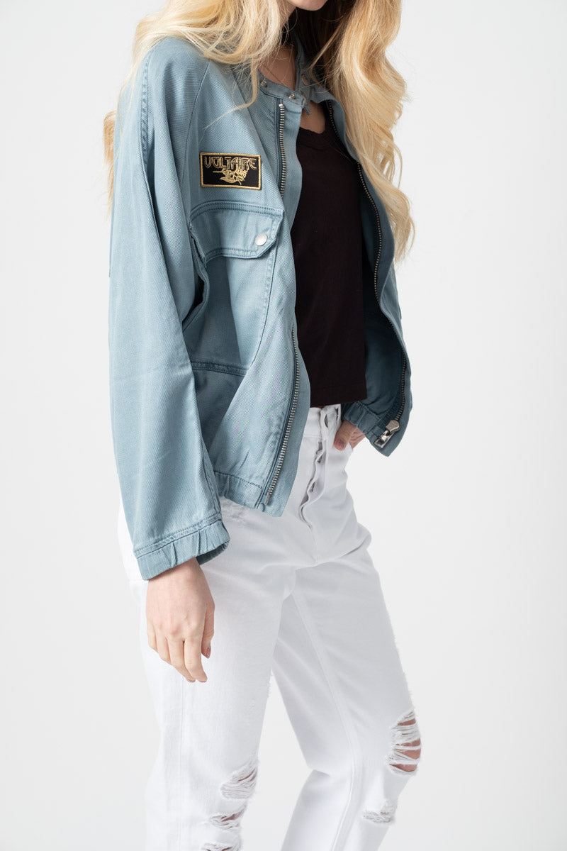 Bonnie Jacket in Nuage