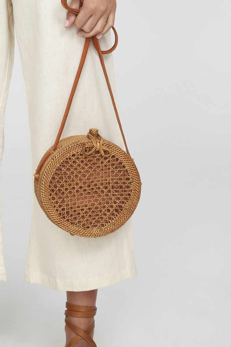 Annika Bag in Natural