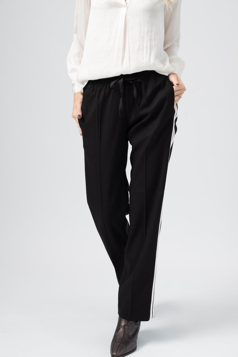 Poeme Pants in Black