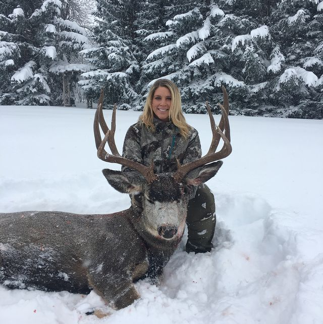 Our top 29 Ladies Hunting Harvests from 2017