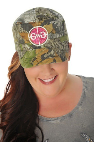 Scope Bucket Mossy Oak Obsession® Pink - Girls With Guns - 1