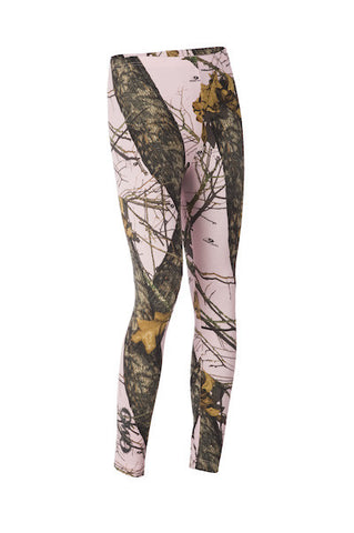 GWG Leggings Mossy Oak Break-Up® Pink - Girls With Guns