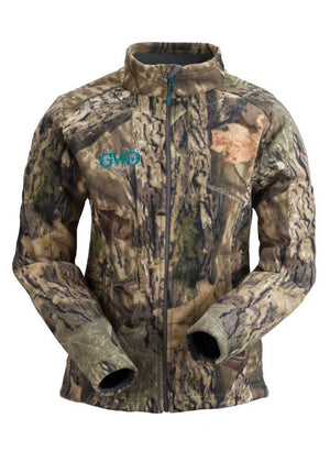 Ayton Fleece Jacket - Mossy Oak Country