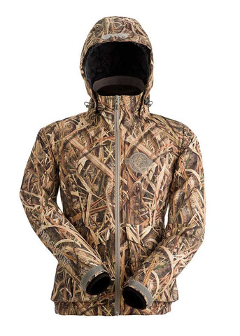 Waterfowl Jacket - Mossy Oak Blades