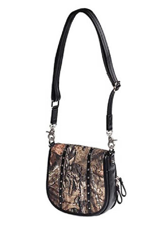 Womens Conceal Carry Crossbody Purse Mossy Oak Break Up Country