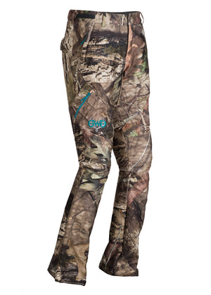 Plus Size Artemis 3 Layer Softshell Pants | Mossy Oak Country