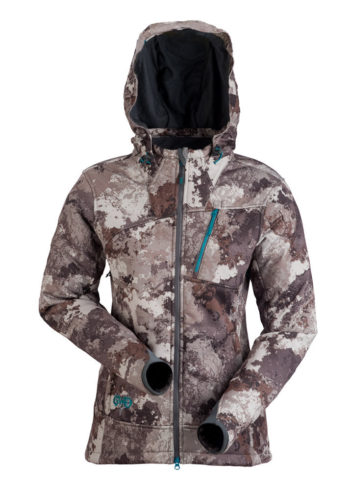 Artemis 3 Layer Softshell Jacket - Alpine