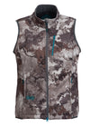 Plus Size Artemis 3 layer Softshell Vest - Alpine