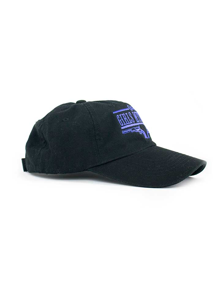 6 Shooter Hat | Black