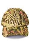 Duck Hat Mossy Oak Blades® with Pink Script - Girls With Guns - 1