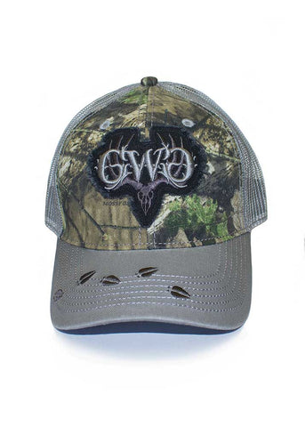Womens GWG Hat Mossy Oak Break Up Country by Girls with Guns