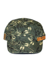 GWG Camo Collage Military Hat Olive - Girls With Guns - 1