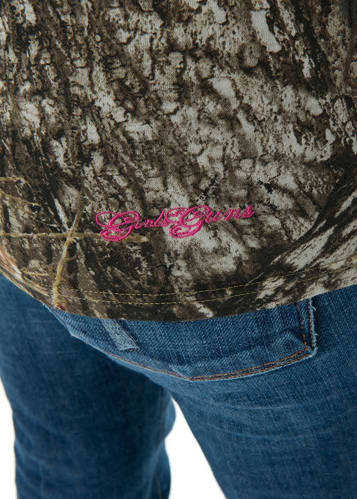 Classic Mossy Oak Break-Up® Tee - Girls With Guns