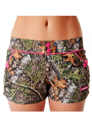 Board Shorts Mossy Oak Obsession® - Girls With Guns