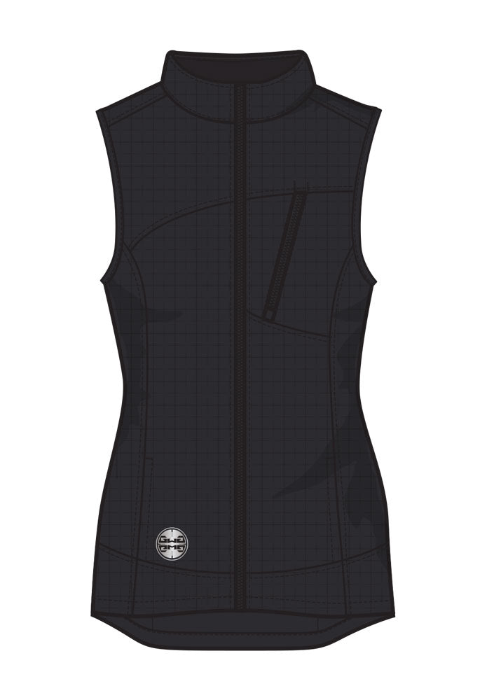 Guardian Vest | Black | Plus Size