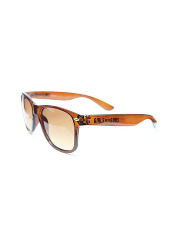 Wayfair Sunglasses - Brown Lens