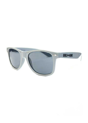 Wayfair Sunglasses - Gray Smoke Lens