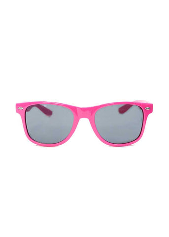 Wayfair Sunglasses - Pink Smoke Lens