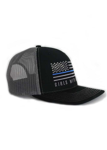 Thin Blue Line Hat