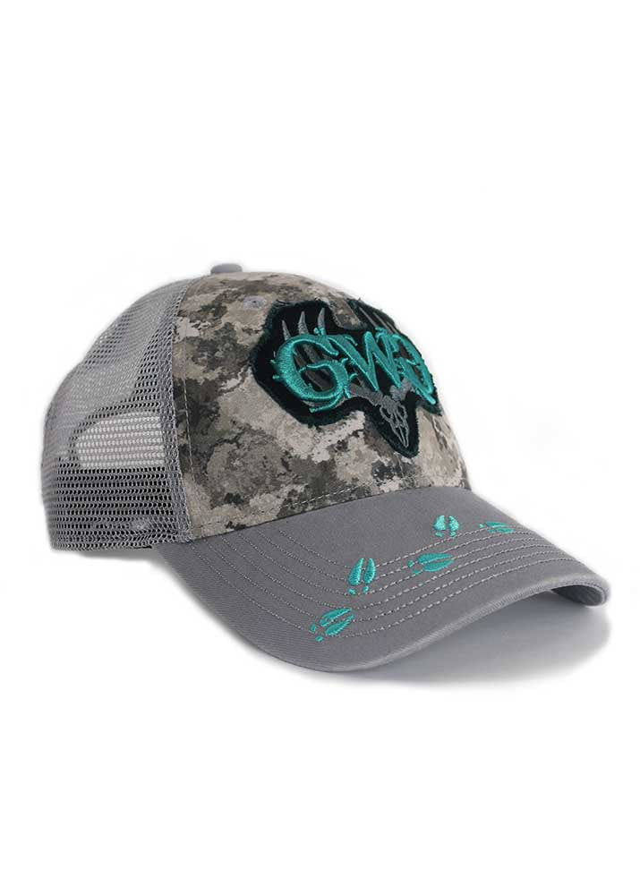 Buck Track Hats-Alpine