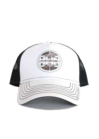 Alpine Athletic Hat-White