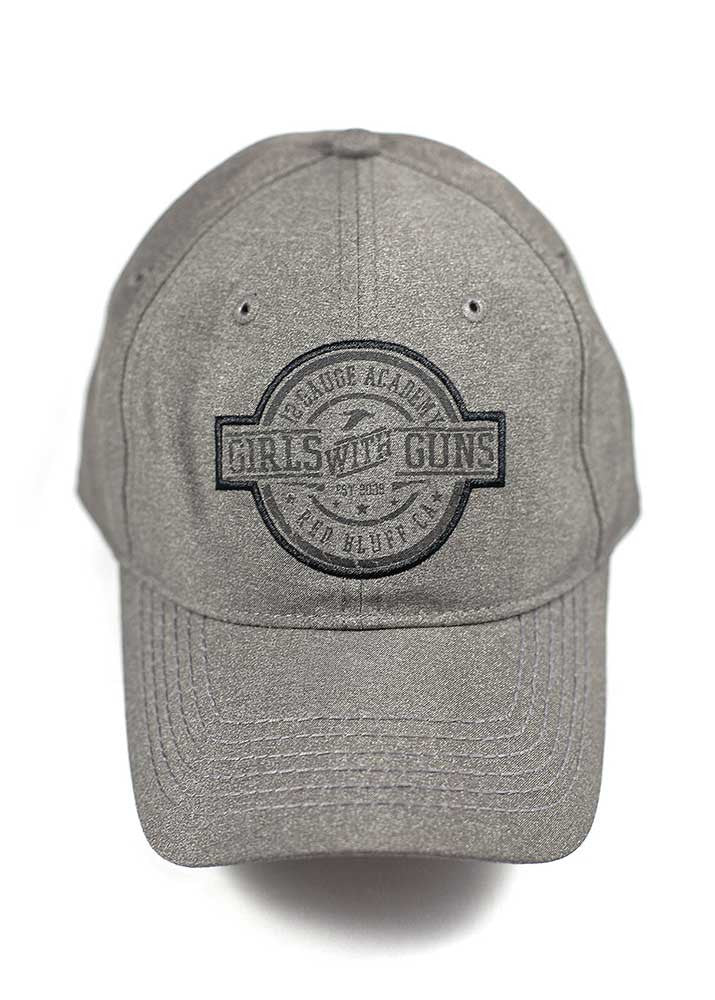 Duck Stamp Hat - Heather Grey - Girls With Guns
