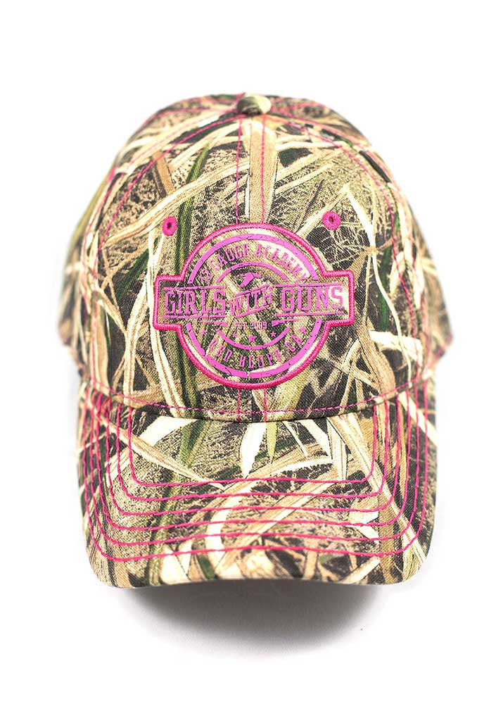 Duck Stamp Hat - Mossy Oak Blades® - Girls With Guns